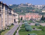 Bergamo, riappare, fantasma, campus universitario